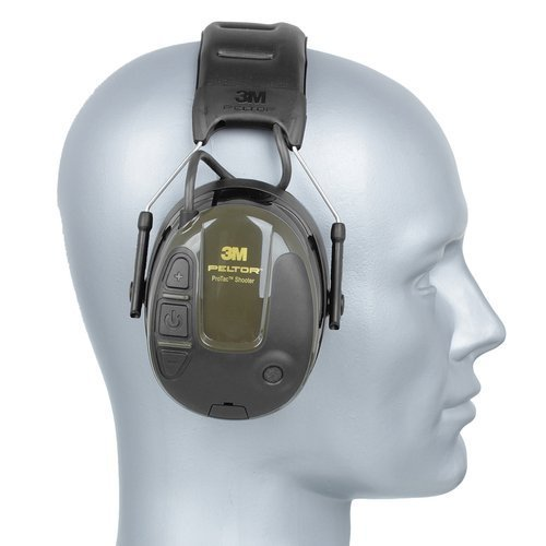 3M - Peltor ProTac Shooter Active Hearing Protector