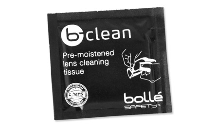 Bolle - B-Clean Moistened Cleaning Tissue - 1 piece
