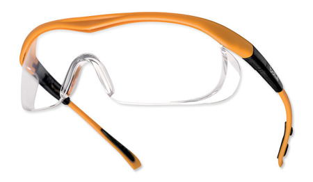Bolle Safety - Safety Glasses - TARGA - Clear - TAPSI