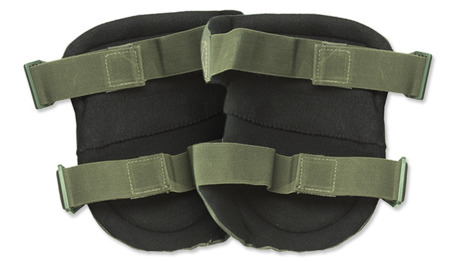 Mil-Tec Plus - Knee Protector - Delta - Green OD - 16231101