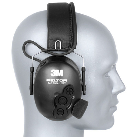 3M - Peltor Tactical XP Active Hearing Protector