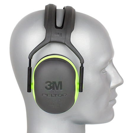 3M - Peltor X4A Ear Muffs