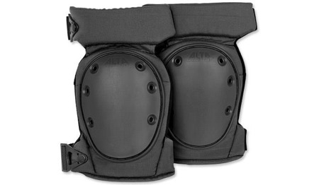 ALTA - AltaCONTOUR LC™ Long Cap Knee Pads - Black - 52943.00