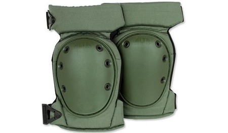 ALTA - AltaCONTOUR LC™ Long Cap Knee Pads - OD Green - 52943.09