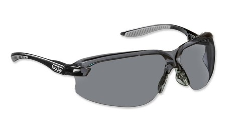 Bolle Safety - Safety Glasses - AXIS II - Smoke - AXPSF