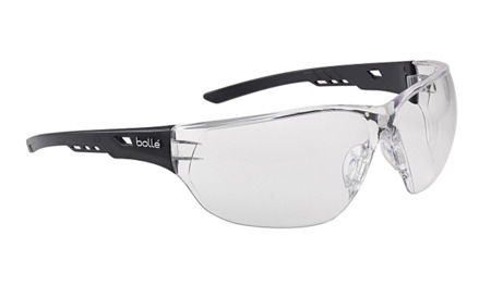 Bolle Safety - Safety Glasses NESS - Clear - NESSPSI