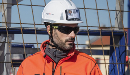 Bolle Safety - Safety Glasses SILEX - Smoke - SILEXPSF