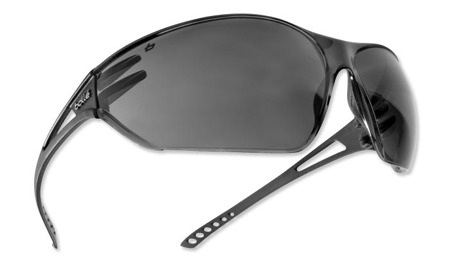 Bolle Safety - Safety Glasses - SLAM - Smoke -  SLAPSF