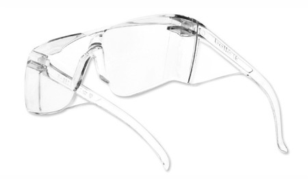 Bolle Safety - Safety Glasses - VISITEUR - Clear - VISPI