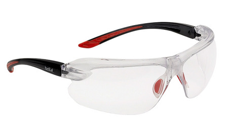 Bolle Safety - Safety glasses IRI-s with +1.5 reading area - Clear -  IRIDPSI1,5