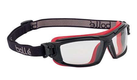 Bolle Safety - Safety glasses ULTIM8 - Clear - ULTIPSI