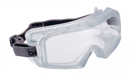 Bolle Safety - Safety goggles COVERALL - Ventilated - Clear - COVARSI
