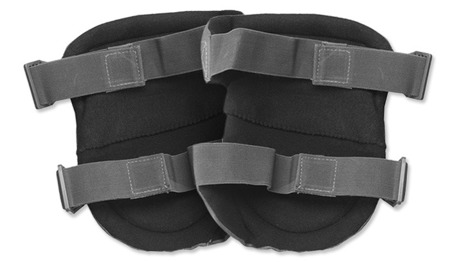 Mil-Tec Plus - Knee Protector - Delta - Black - 16231102