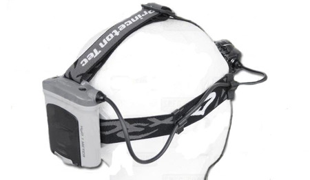 Princeton Tec - Headlamp APEX - Black - APXL-BK