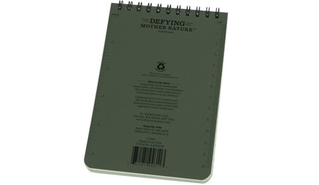 Rite in the Rain - All-Weather Notebook - 4 x 6'' - 946 - Olive