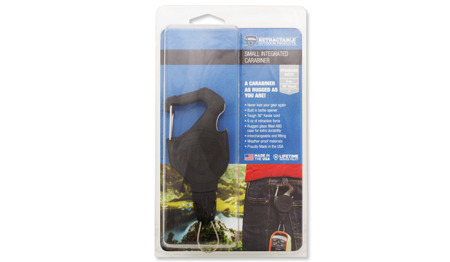T-Reign - Small Integrated Carabiner Gear Tether - Standard Duty