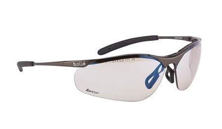 Bolle Safety - Okulary ochronne - CONTOUR Metal - ESP - CONTMESP